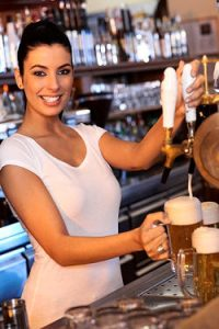 raleigh bartending training
