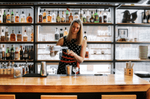 Women of Vancouver's bartending community dish on life behind the wood