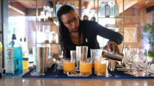 OPINION: Furloughed bartender plants hope with a sip of paradise